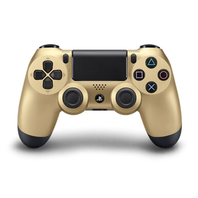 Original SONY DUALSHOCK4 Wireless Controller PS4 - Gold